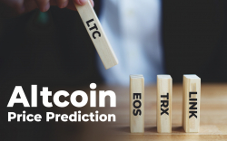 LTC, EOS, TRX, LINK Altcoin Price Prediction - Indicators Suggest a Short-Term Growth