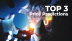 TOP 3 Price Predictions: BTC, ETH, XRP — Ethereum Is Stuck Against BTC's decline, XRP Has Soared by 4%