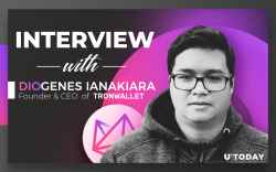 Exclusive Interview with TronWallet's CEO: Big Upgrade, Crypto's Future, & Justin Sun