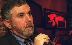 Bitcoin Hater Paul Krugman Becomes Target of Crypto Scammers