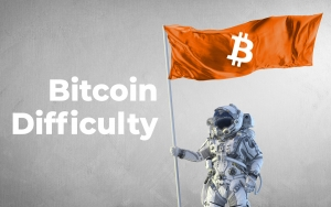 Bitcoin (BTC) Mining Difficulty Hits New Record High as Miners Become More Powerful