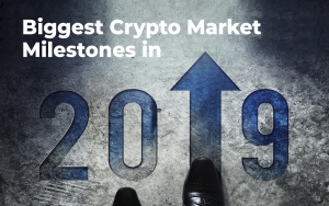 Bitcoin (BTC), China, and XRP: Major Crypto Market Milestones of 2019 in One Report