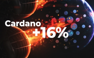 Cardano (ADA) Price May Be Catching New Bullish Wave as It Soars 16 Percent – Crypto Traders Rejoice