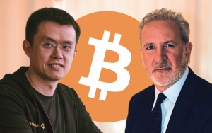 Peter Schiff Keeps Slamming Bitcoin (BTC), While CZ Binance Praises Him for It, Here's Why