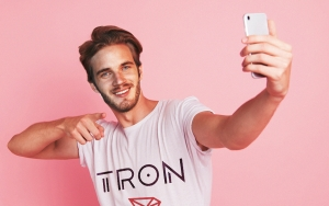 Tron Blockchain Gets Promoted by Number 1 YouTuber PewDiePie