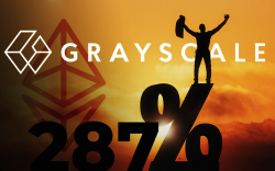 Grayscale's Investors Buy Ethereum-ETH at Insane 287 Percent Premium