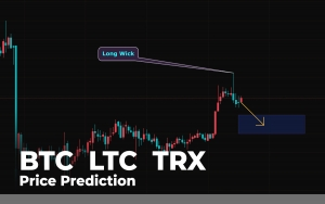 BTC, LTC, TRX Price Prediction - Has the Correction Period Ended?