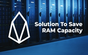 EOS.IO to Release Solution to Save RAM Capacity: Details