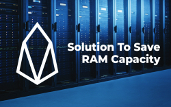 EOS.IO to release the solution to save RAM capacity: details