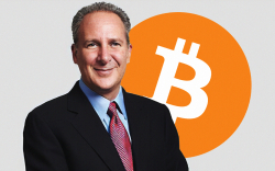 Peter Schiff says that BTC surge exceeding the gold price this year means nothing