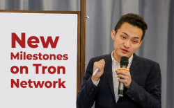 Justin Sun Reports Recent Milestones Reached by Tron