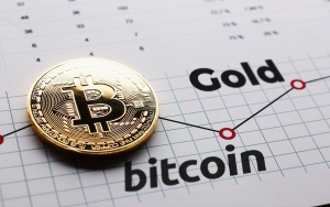 Bitcoin (BTC) Reaches Its Lowest Level Against Gold (XAU) in Four Years. Here's What It Means