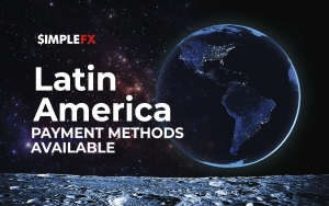 SimpleFX Trading Platform Introduces New Payment Solutions in Latin America