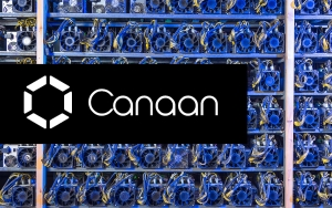 Bitcoin Miner Maker Canaan Loses $5.6 Mln in Q1 as Demand for Mining Equipment Wanes