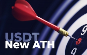 Number of New USDT Wallets Hits New ATH, Meanwhile XRP Recaptures Top 3 Spot from Tether
