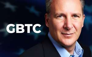Bitcoin Hater Peter Schiff Says GBTC's Chart Pattern 'Doesn't Look Good'