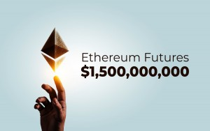 Open Interest in Ethereum Futures Nearing $1,500,000,000