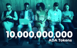 More Than 10,000,000,000 ADA Tokens Now Staked by Cardano Users