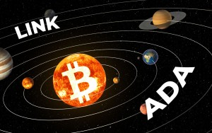 ADA and LINK Less Correlated to Bitcoin Than Other Top Coins, including USDT: Skew Data
