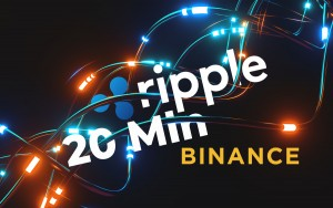 Ripple Sends 20 Mln XRP to Binance and Gets Half of It Back