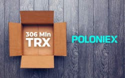 306 Mln TRX Moved by Poloniex While Tron Active Addresses See Massive Growth