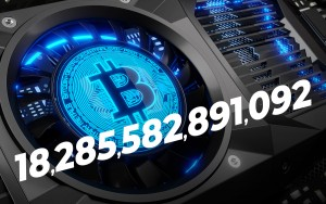 Bitcoin Mining Difficulty Expected to Reach 18,285,582,891,092 During Next Adjustment