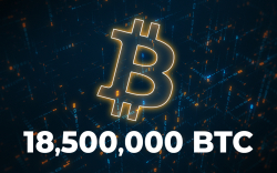 Bitcoin Network Surpasses 18,500,000 BTC in Circulation