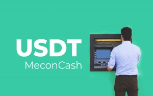 USDT Now Available in Over 13,600 Bitcoin ATMs After Tether's Partnership with MeconCash