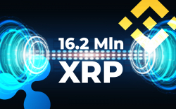Ripple Catches 16.2 Mln XRP from Binance, While Jed McCaleb Dumps Another XRP Lump