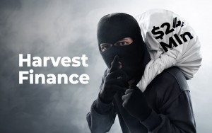Another DeFi Disaster: Attacker Drains $24 Mln from Harvest Finance, FARM Token Tanks