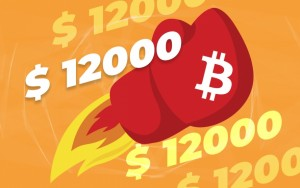 Bitcoin Hits $12K as Its Dominance Surpasses 60 Percent First Time Since August
