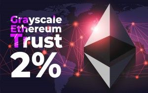 Grayscale Ethereum Trust Holds 2% of All Circulating ETH: Grayscale Founder