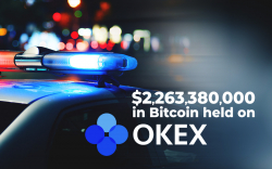 $2,263,380,000 in Bitcoin Held in OKEx Wallets, Research Says, while Founder Detained by Police