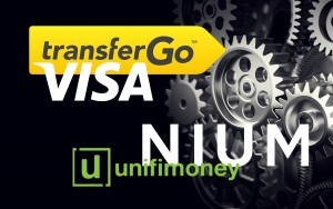 RippleNet Members: TransferGo Partners with Visa, While Nium Joins Forces with Neobank Unifimoney