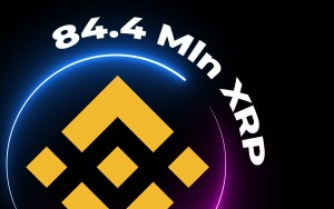 84.4 Mln XRP Hula Hoops Around Binance, While XRP Liquidity Indexes Fail to Reach New ATHs