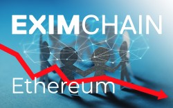 ETH Plunge Drives Eximchain That Raised $20 Mln to Conclude Development