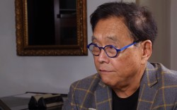 Bitcoin Is Beating Gold and Silver As USD Is Crashing: Robert Kiyosaki