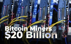 Bitcoin Miners Raked In $20 Billion to Date