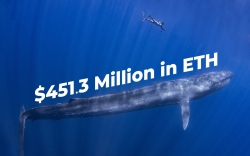 Whales Move $451.3 Million in ETH from Top Exchanges, ETH Balance on Platforms Hits Major Low
