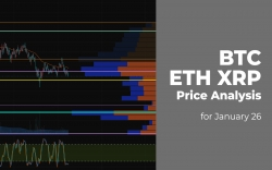 BTC, ETH and XRP Price Analysis for January 26