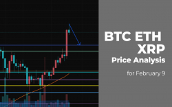 BTC, ETH and XRP Price Analysis for February 9