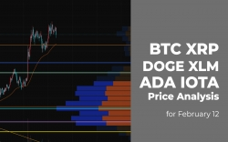 BTC, XRP, DOGE, XLM, ADA and IOTA Price Analysis for February 12