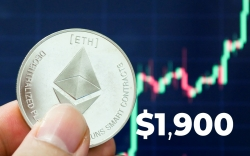 Ethereum (ETH) Inches Close to $1,900 As Another All-Time High Is Reached