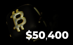 Bitcoin Suddenly Touches $50,400, Adding $1,500