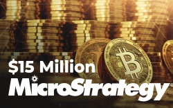 MicroStrategy Adds $15 Million to Its Bitcoin Treasury