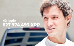 Ripple Sends 627,974,493 XRP to Jed McCaleb After Chris Larsen Gets 41 Million from Binance