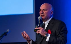 Shark Tank's Kevin O'Leary to Put 3% of His Portfolio into Bitcoin Mining