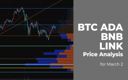 BTC, ADA, BNB Price and LINK Price Analysis for March 2
