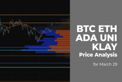 BTC, ETH, ADA, UNI and KLAY Price Analysis for March 29