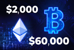 Bitcoin Hits $60,000, Ethereum Reaches $2,000 on the Same Day